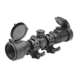 "Leapers UTG 3-9x32 BugBuster Riflescope 1"" Tube AO 36 Color Mil Dot Black SCP-M392AOIEWQ"