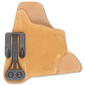 BLACKHAWK! Inside The Waistband Holster For GLOCK 26/27/33 Left Hand leather Tan 421603BN-L