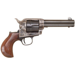 "Cimarron Thunderer 45 LC 4.75"" Barrel 6 Rounds Walnut Grip"