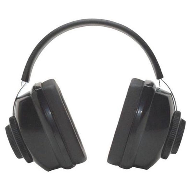 Radians Competitor Earmuff Black CP0100CS