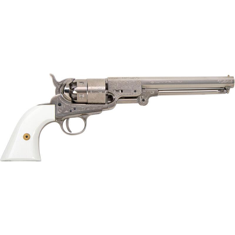 Traditions 1851 Army Engraved Black Powder Revolver