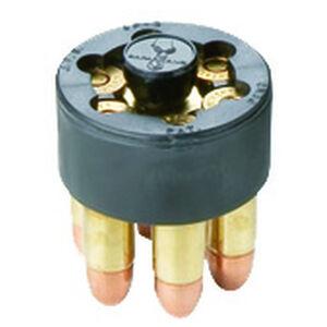 Safariland Comp I Speedloader Fits S&W N-Frame .44 Special/.44 Magnum 6 Round Polymer Black