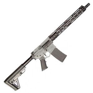 "ATI Omni Hybrid Maxx AR-15 5.56 NATO Semi Auto Rifle 16"" Barrel 30 Rounds KeyMod Hand Guard Carbine Alpha Collapsible Stock Black/Sniper Grey Finish"