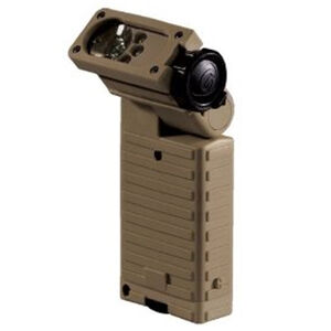 Streamlight Sidewinder Military Model Flashlight, White C4 LED
