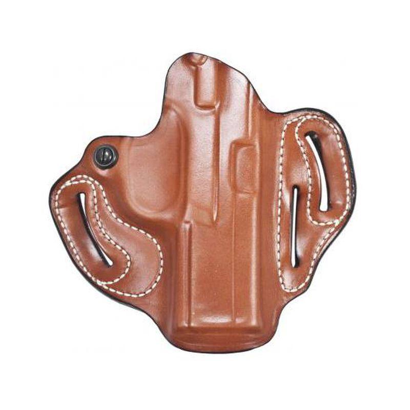 DeSantis 002 Speed Scabbard S&W SD9/40 Belt Holster Right Hand Leather Tan 002TA27Z0