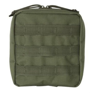 Voodoo Tactical Rip-Away Medical Pouch, OD Green