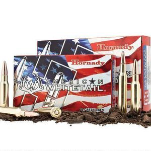 Hornady .30-06 Springfield Ammunition 20 Rounds InterLock BTSP 180 Grains