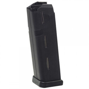 ProMag GLOCK 17/19/26 9mm Luger 10 Rounds Magazine Polymer Black
