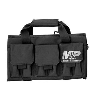 Smith & Wesson Pro Tac Handgun Case Single Nylon Black