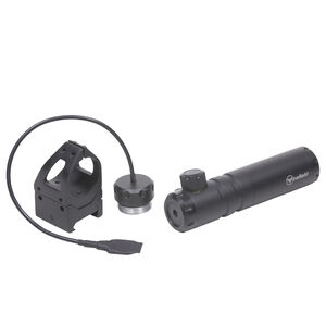Firefield Speedstrike Green Laser Sight CR123A Battery Mount/Push Button/Pressure Pad Aluminum Matte Black