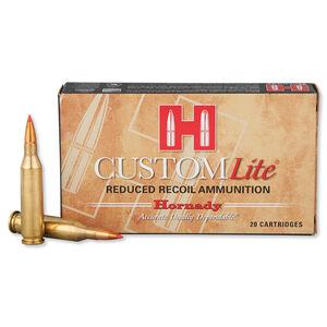 Hornady Custom Lite .243 Win 87 Grain SST 20 Round Box