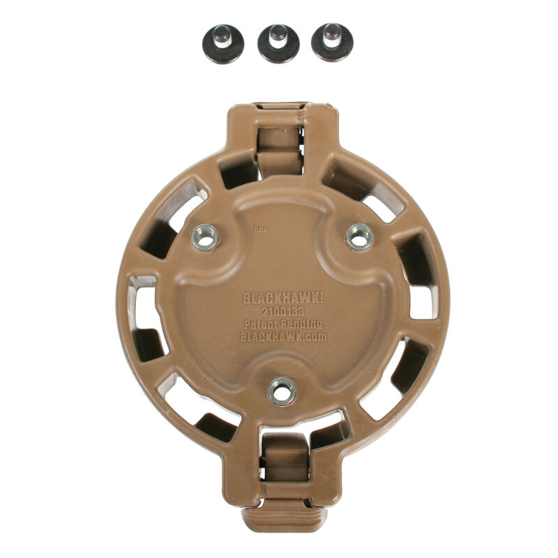 BLACKHAWK! SERPA Quick Disconnect Female Adapter Polymer Tan 430952CT