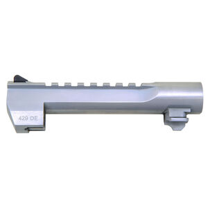 "Magnum Research Desert Eagle Drop In Replacement Barrel .429 DE 6"" Barrel Fixed Front Sight Brushed Chrome (Flat) Finish"