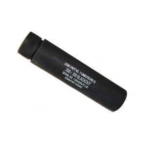 "GunTec AR10 Thread On Fake Suppressor 5/8"" x 24 TPI Black"
