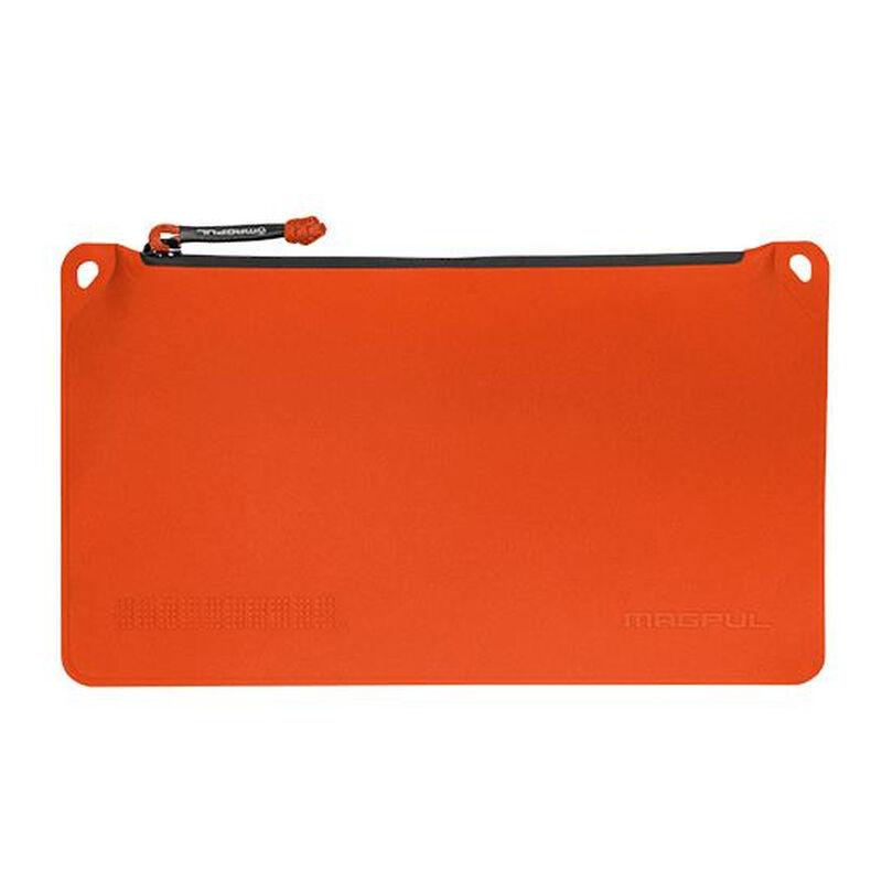 "Magpul DAKA Pouch Size Medium 7""x12"" Polymer Textile Orange"