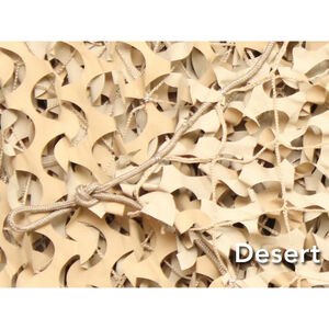 "Camo Unlimited Premium Series Military 9'10""x19""8"" 3D Leaf Like Foliage Desert"