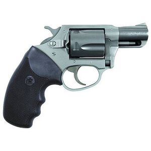 """Charter Arms Undercover Southpaw Left-Hand Revolver .38 Special 2"""" Barrel 5 Rounds Rubber Grips Aluminum Frame 93820"""