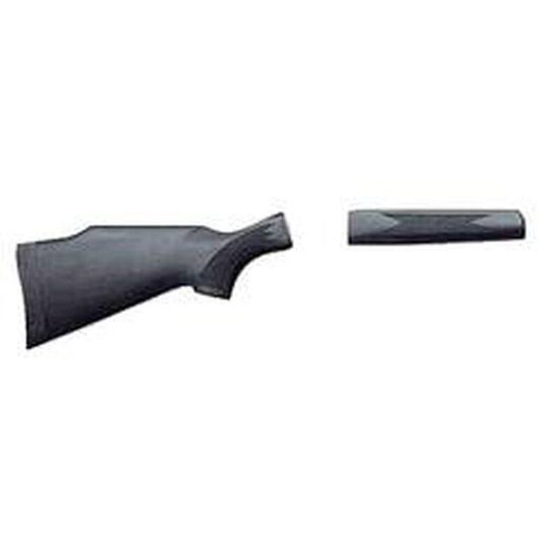 Remington 7600 Monte Carlo Rifle Stock & Forend Synthetic Black