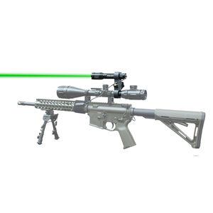 Cyclops Green laser Illuminator Pressure Pad and Mounts Black