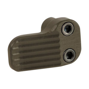 Timber Creek Outdoors AR-15 Extended Magazine Release Flat Dark Earth AR EMR FDE