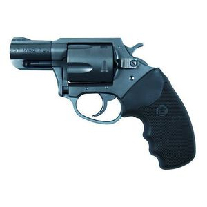 "Charter Arms Mag Pug Revolver .357 Magnum 2.2"" Barrel 5 Rounds Rubber Grips Blue 13520"