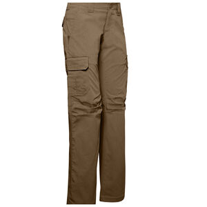 Under Armour Performance Tactical Women's Patrol Pants Polyester Ripstop Size 14 Coyote Brown