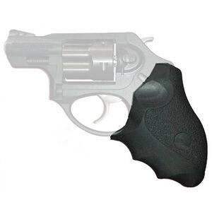 ERGO Delta Grip for Ruger LCR/LCR-X Revolvers Ergonomic Rigid Rubber Overmolded Grip Black 4583-RUG-BK