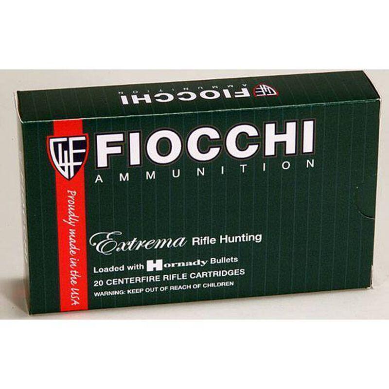Fiocchi Shooting Dynamics .308 Win Ammunition 150 Grain Hornady Interlock BT 2820 fps