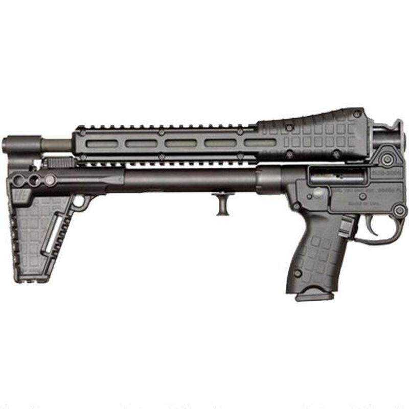 "Kel-Tec SUB-2000 G2 .40 S&W Semi Auto Rifle 16.25"" Barrel 13 Rounds M-Lock Compatible GLOCK 22/23 Mags Adjustable Stock Black"
