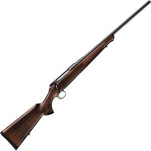 "Sauer & Sohn S100 Classic Bolt Action Rifle 7mm Rem Mag 24.5"" Barrel 4 Rounds Adjustable Trigger Beachwood Stock Blued"