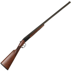 "CZ USA CZ Bobwhite G2 12 Gauge Side By Side Shotgun 28"" Barrels 3"" Chamber Straight English Style Stock Black Chrome Receiver/Gloss Black Barrel Finish"
