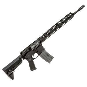 "Bravo Company RECCE-16 AR-15 Semi Auto Rifle 300 BLK 16"" Barrel 30 Rounds KMR-A KeyMod Handguard BCM Mod 0 Stock Black"