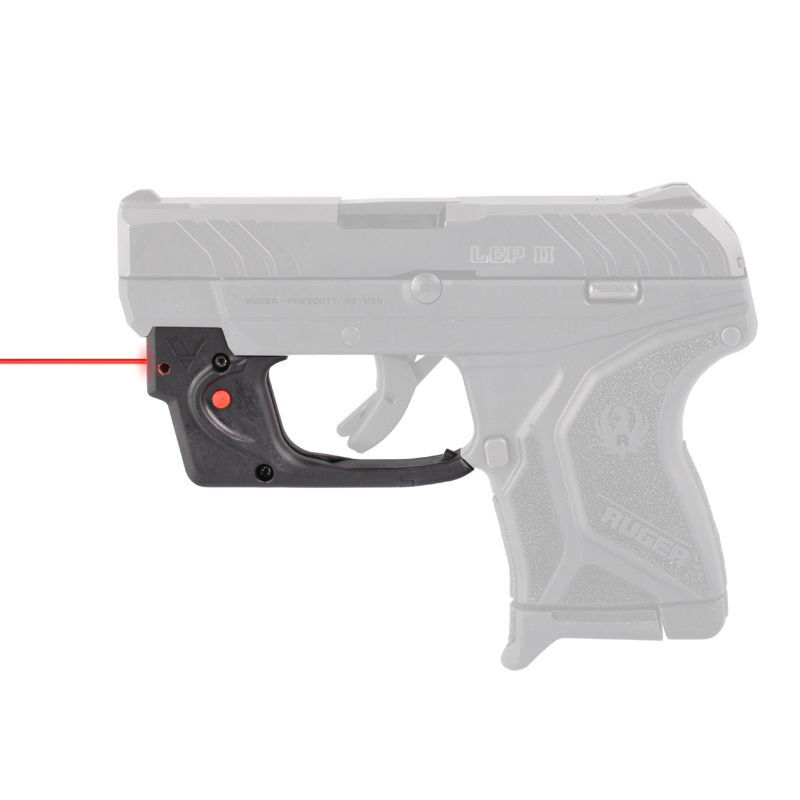 Viridian Essential Red Laser Sight for Ruger LCP 2, Non-ECR Retail Box