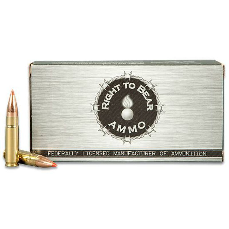 BECK AMMUNITION .300 Blackout Ammunition 20 Rounds Hornady V-Max 110 Grains 300Black110VMAX