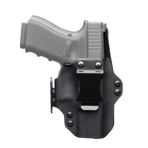 """BlackPoint Dual Point fits 3"""" Barreled 1911 Models AIWB Holster Right Hand Kydex Black"""
