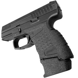 TALON Grips Adhesive Grips Walther PPS M1 9/40 Rubber Black 601R