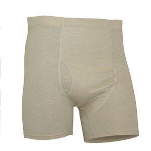 XGO FR Phase 1 Men's Flame Retardant Boxer Briefs XL Desert Sand