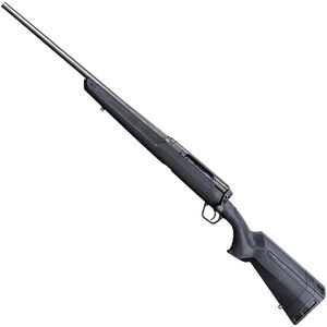 "Savage Arms Axis Left Handed .350 Legend Bolt Action Rifle 18"" Barrel 4 Rounds Synthetic Stock Black Finish"