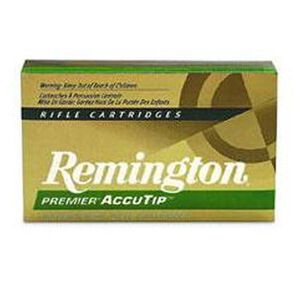 Remington Premier AccuTip .243 Winchester Ammunition 20 Rounds AccuTip-V 75 Grains PRA243WB