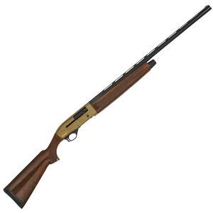 "TriStar Viper G2 Bronze Premium 28 Gauge Semi-Auto Shotgun 28"" Barrel 3"" Chamber 5 Rounds FO Sight Walnut Stock Bronze/Blued Finish"
