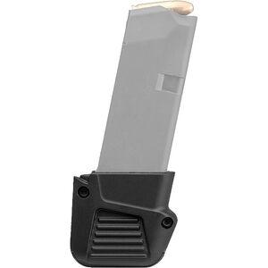 FAB-Defense GLOCK 43 Magazine Extension Plus 4 Capacity Polymer Black
