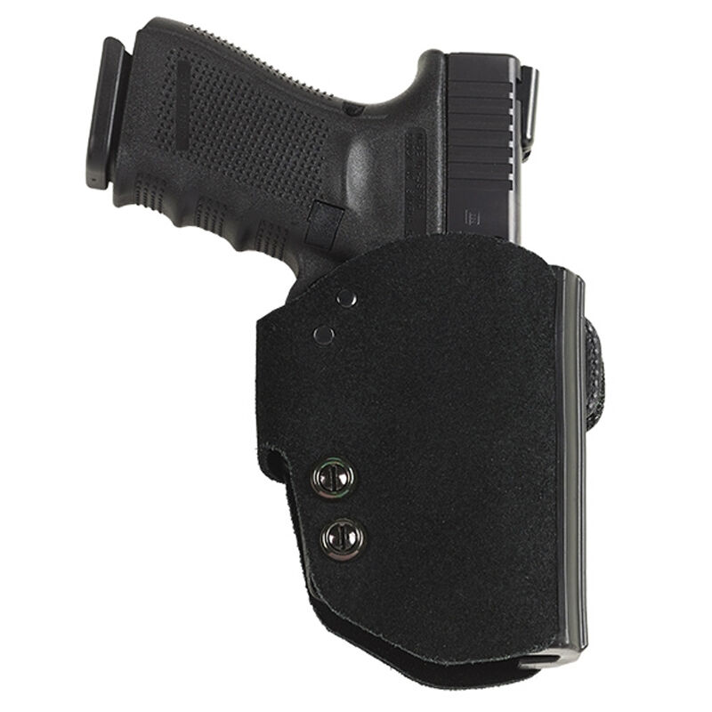 "Galco Blakguard Belt Holster Springfield XD 9/40 3"" Right Hand Leather/Polymer Black BG444B"