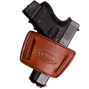 Tagua Inside the Pant Holster Universal Large Frame Ambidextrous Leather Brown IWH-004