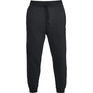 Under Armour Rival Fleece Joggers Cotton Polyester Blend Men's 3XL Black