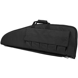 """NcSTAR Rifle Case 36"""" Padded Synthetic Fabric Black CV2907-36"""