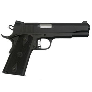 "Rock Island Armory 1911 Tactical Semi Automatic Handgun 9mm Luger 5"" Barrel 10 Rounds Fixed Sights Parkerized Steel Frame"