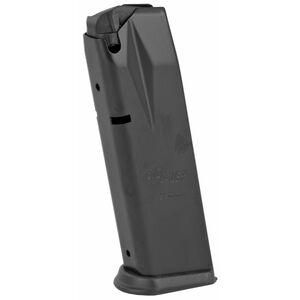 SIG Sauer P229 (Older Models) Magazine 9mm Luger 15 Rounds Polymer Base Plate Steel Blued