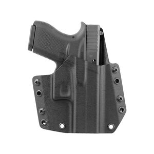 Mission First Tactical OWB Holster For GLOCK 42 Right Hand Polymer Black HGL42OWB-BL