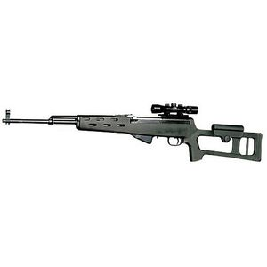 ATI SKS Fiberforce Dragunov Stock Glass Filled Nylon Black