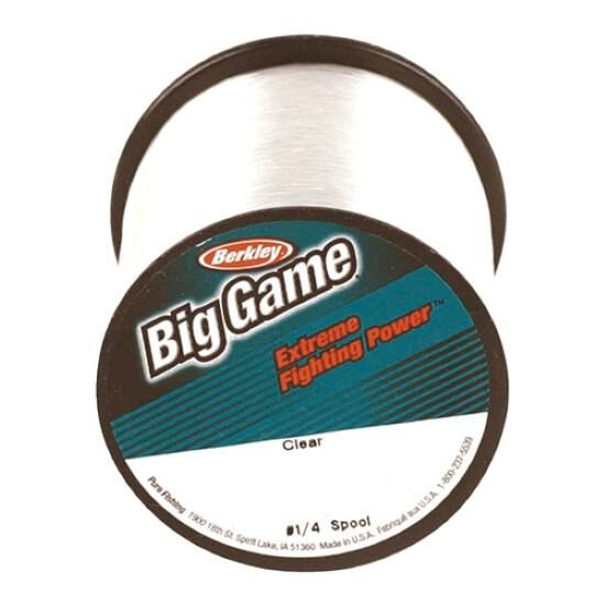 Berkley Trilene Big Game Clear Fishing Line Spool 12 lb test 1175 yds